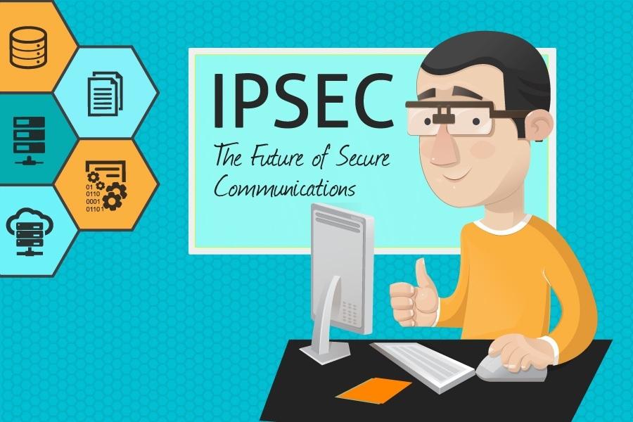 سرویس های VPN های مبتنی بر IPsec چه مزایایی دارند؟
